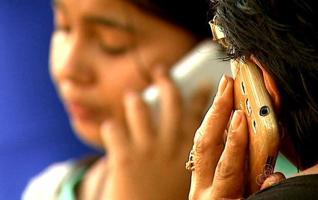 celular  (Foto: Bom Dia Amazônia )