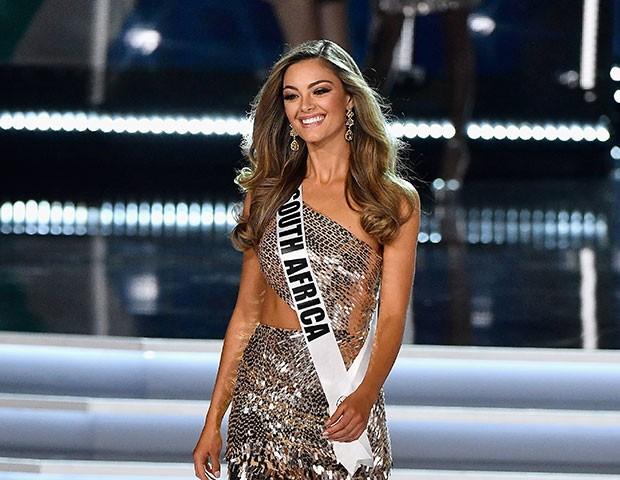 Miss Frica Do Sul Coroada Miss Universo Marie Claire