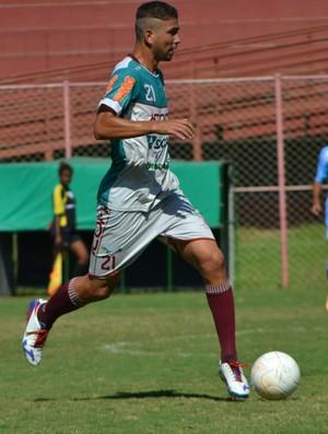 Sávio, zagueiro da Desportiva Ferroviária (Foto: Henrique Montovanelli/Desportiva Ferroviária)