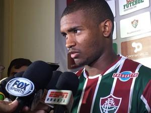 Marlon Fluminense (Foto: Gabriela Pantaleão)