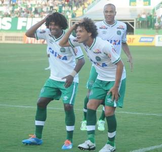 Chapecoense vence Inter de Lages (Foto: Cleberson Silva/Chapecoense)