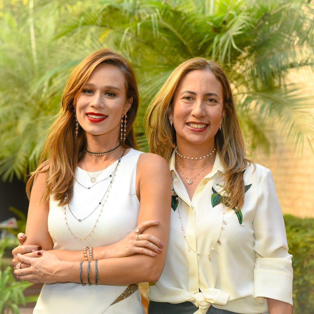 Mariana Ximenes e Carla Amorim (Foto: Divulgação)