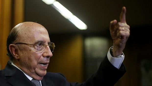 O ministro da Fazenda, Henrique Meirelles (Foto: Adriano Machado/Reuters)