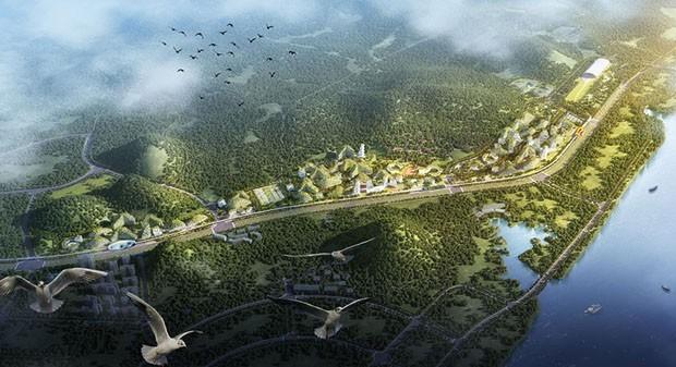 China planeja construir 285 cidades sustentáveis (Foto: Reprodução)
