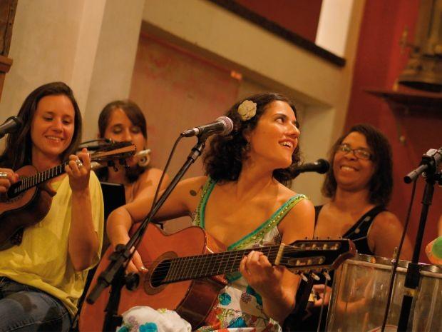 Grupo vai apresentar músicas autorais e de artistas do gênero. (Foto: Divulgação)