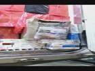 Fingindo transportar frangos, homem é preso com 300 mil maços de cigarro