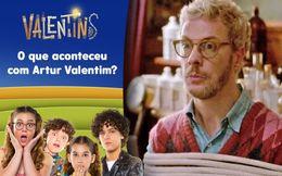 O que aconteceu com Artur Valentim?