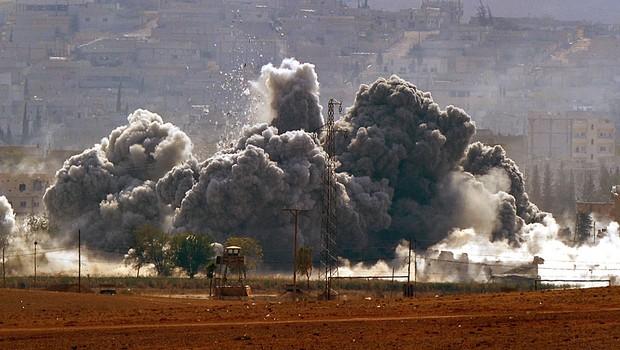 Bombardeios na Síria já mataram mais de 100 desde acordo (Foto: : Kutluhan Cucel / Stringer / Getty Images)