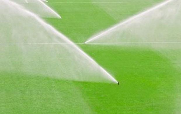 irrigação gramado (Foto: Reprodução)