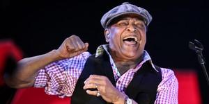 Al Jarreau volta ao Rock in Rio em show de jazz, bossa nova e carisma  (Fabio Tito/G1)