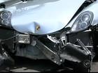 Fotos mostram Porsches em suposto racha que causou acidente