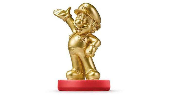 Gold Mario (Foto: Divulgação/Nintendo)