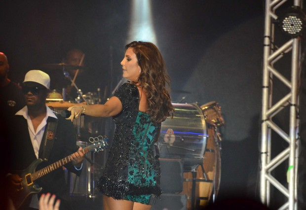 Ivete Sangalo (Foto: Caio Duran e Thiago Duran / AgNews)