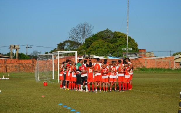 Rio Branco unido (Foto: Duaine Rodrigues)