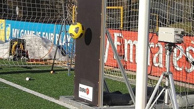 Linha do gol tecnologia bola Fifa (Foto: Reprodução / FIFA)