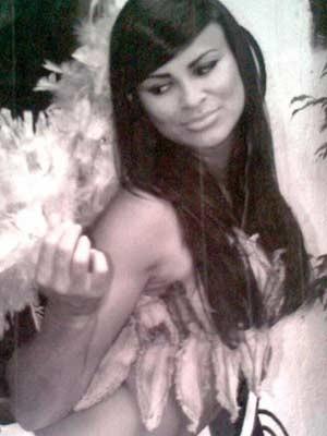 Atriz Pâmela morreu durante lipoaspiração (Foto: Arquivo Pessoal/Divulgação)