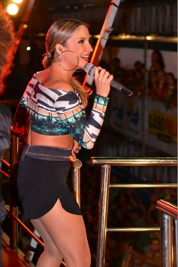 Claudia Leitte (Foto: Sandro Honorato/Divulgação)
