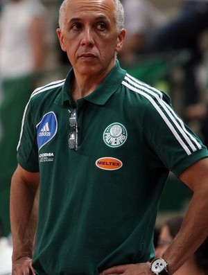 Ênio Vecchi Palmeiras basquete (Foto: Divulgação)