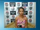 Travesti é presa com 25 quilos de maconha em Campina Grande