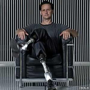 Tecnologia pode liberar força de trabalho, até então, subutilizada, de acordo com Hugh Herr, do MIT (Foto: BBC)