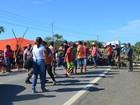 Após morte de idoso em rodovia, familiares fazem protesto no interior