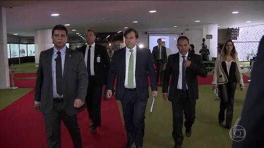 PF conclui inquérito sobre Rodrigo Maia e ex-presidente da OAS