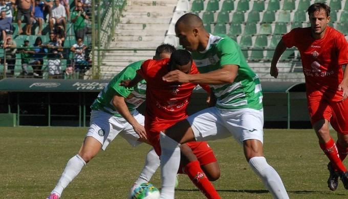 Guarani x Boa Esporte - Série C (Foto: Israel Oliveira / Guarani FC)
