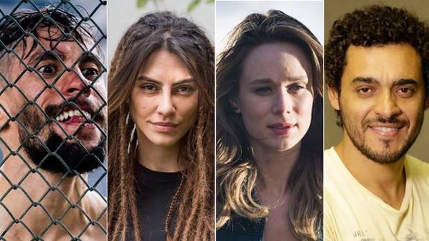 Supermax: saiba quem são os atores da nova série (Globo/Tata Barreto/João Miguel Junior/Cauiá Franco/Felipe Monteiro)