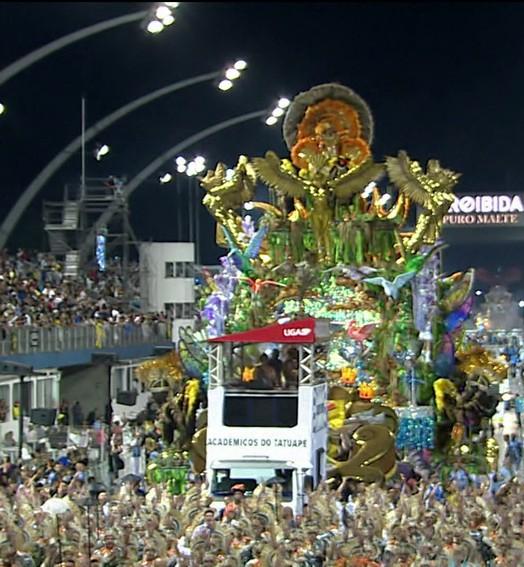 Carnaval de SP  (Ellyo Teixeira/G1)