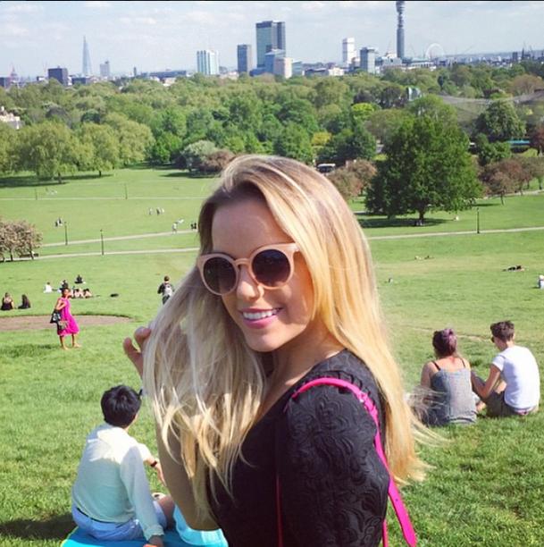 Martina Ritter (Foto: Reprodução/Instagram)