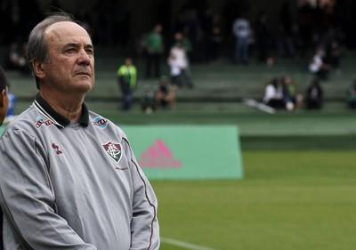 levir culpi, fluminense (Foto: Mailson Santana/Fluminense FC)