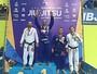 Bicampeão: Erberth Santos vence o Europeu de Jiu-jitsu, na pesado