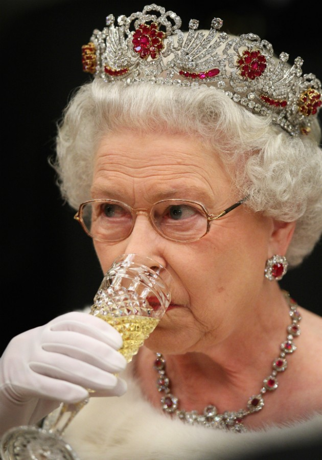 Rainha Elizabeth (Foto: Getty)