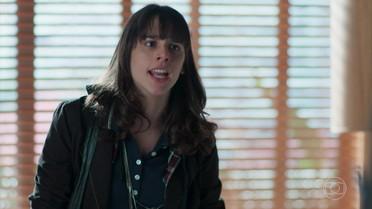 Lica se enfurece com Edgar e fala umas verdades pra ele
