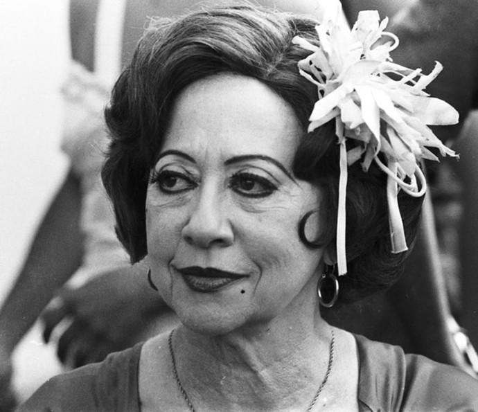 Fernanda Montenegro - Renascer (Foto: CEDOC/TV Globo)