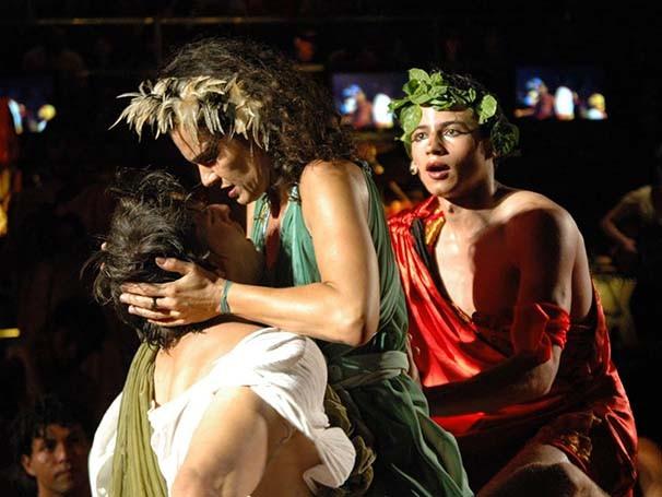 Peça celebra tombamento do Teatro Oficina como Patrimônio Histórico  (Foto: Divulgação)