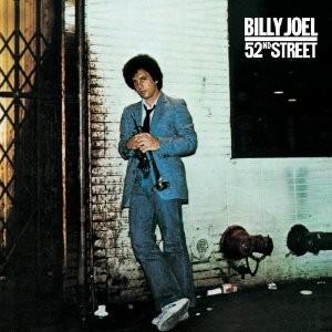 Capa de '52nd street', de Billy Joel, considerado o primeiro CD a ser comercializado, em 1982 (Foto: Divulgação)