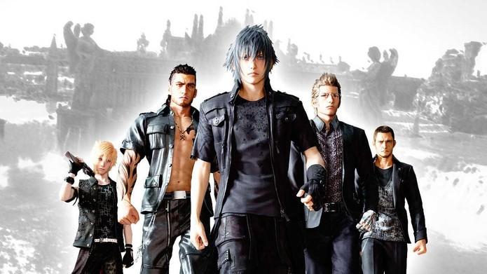 Final Fantasy 15 foi anunciado em 2006 (Foto: Divulgação/Square Enix)