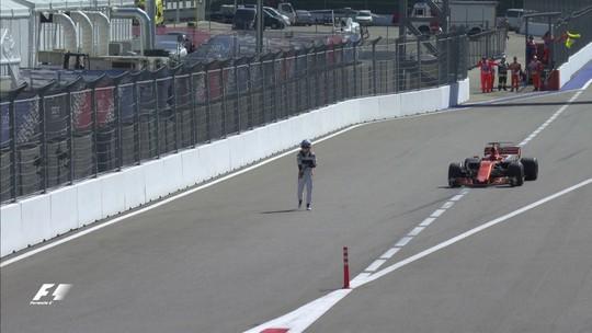 McLaren-Honda tem uma luz no fim do túnel, mas não a ponto de atender a exigência de Alonso
