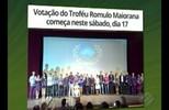 Internautas do GloboEsporte.com escolherão os vencedores do Troféu Romulo Maiorana
