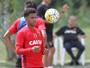 Sport terá voltas de Rithely e Magrão para jogo contra o Santos, no sábado