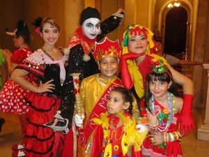 Crianças com idades entre 3 e 12 anos participaram da festa em Manaus (Foto: Divulgação/SEC-AM)