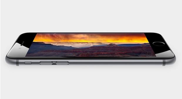 Dois novos modelos do iPhone 6 tem uma tela Retina e HD (Foto: Divulgação)