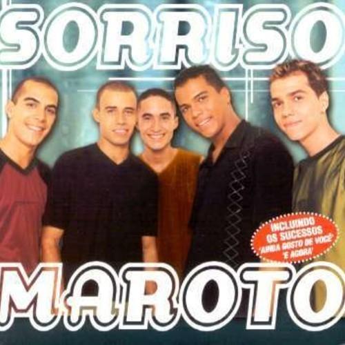 'Diferente, diferente'; o primeiro disco do Sorriso Maroto s apareceu em 2001, quando a banda j tinha quatro anos (Foto: Divulgao)
