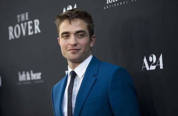 Robert Pattinson em première de filme em Los Angeles, nos Estados Unidos (Foto: Mario Anzuoni/ Reuters)