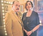 Tony Ramos e Marisa Orth em 'Tempo de amar'   João Miguel Júnior/ TV Globo