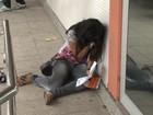 Aluna perde Enem, chora e se joga ao chão de local de prova no ES