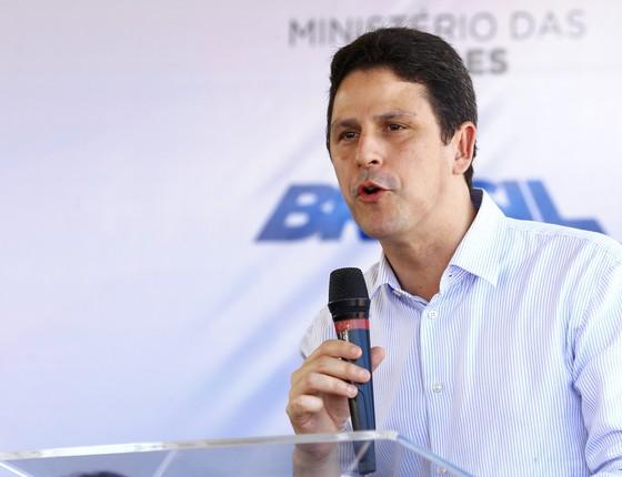 Bruno Araújo pediu demissão do cargo de Ministro das Cidades nesta segunda-feira (13) (Foto: Rafael Luz/Ministério das Cidades/Flickr)