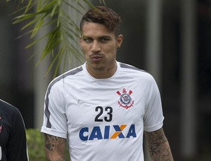 Mendoza Guerrero Corinthians (Foto: Daniel Augusto Jr / Agência Corinthians)