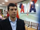 Prefeito de Cacimbinhas, AL, é eleito novo presidente da AMA